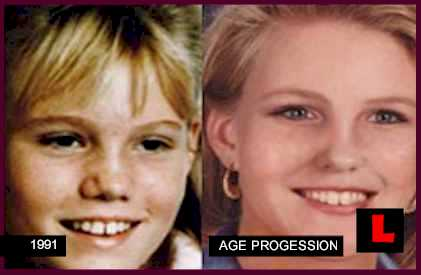 Jaycee Dugard at 11 and how she would look today