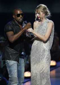 Kanye's Arrogant and Hostile Body Language at VMA's