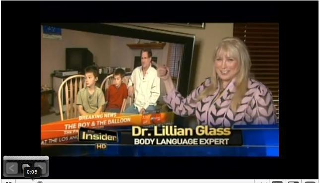 Dr. Glass onThe Insider
