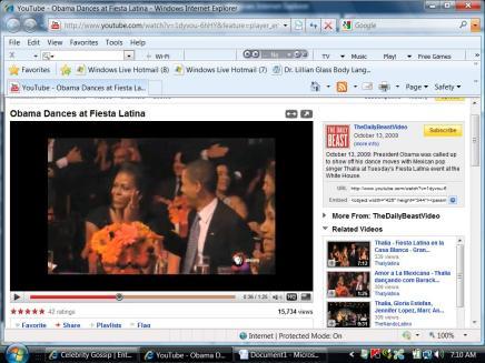 Michelle Obama PO'd at Pres