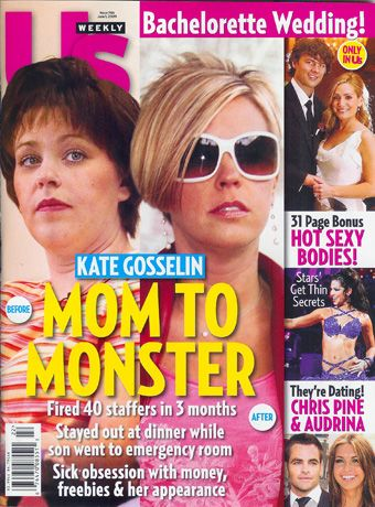 Kate Mom to Monster