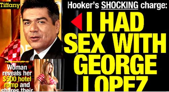 George Lopez hookers – Dr. Lillian Glass Body Language Blog