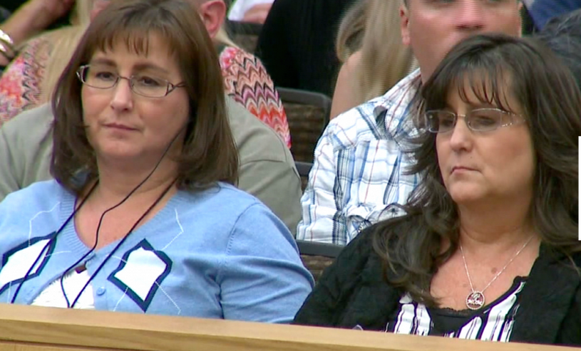 Jodi Arias Mother's Body Language Shows Disrespect in the Courtroom ...